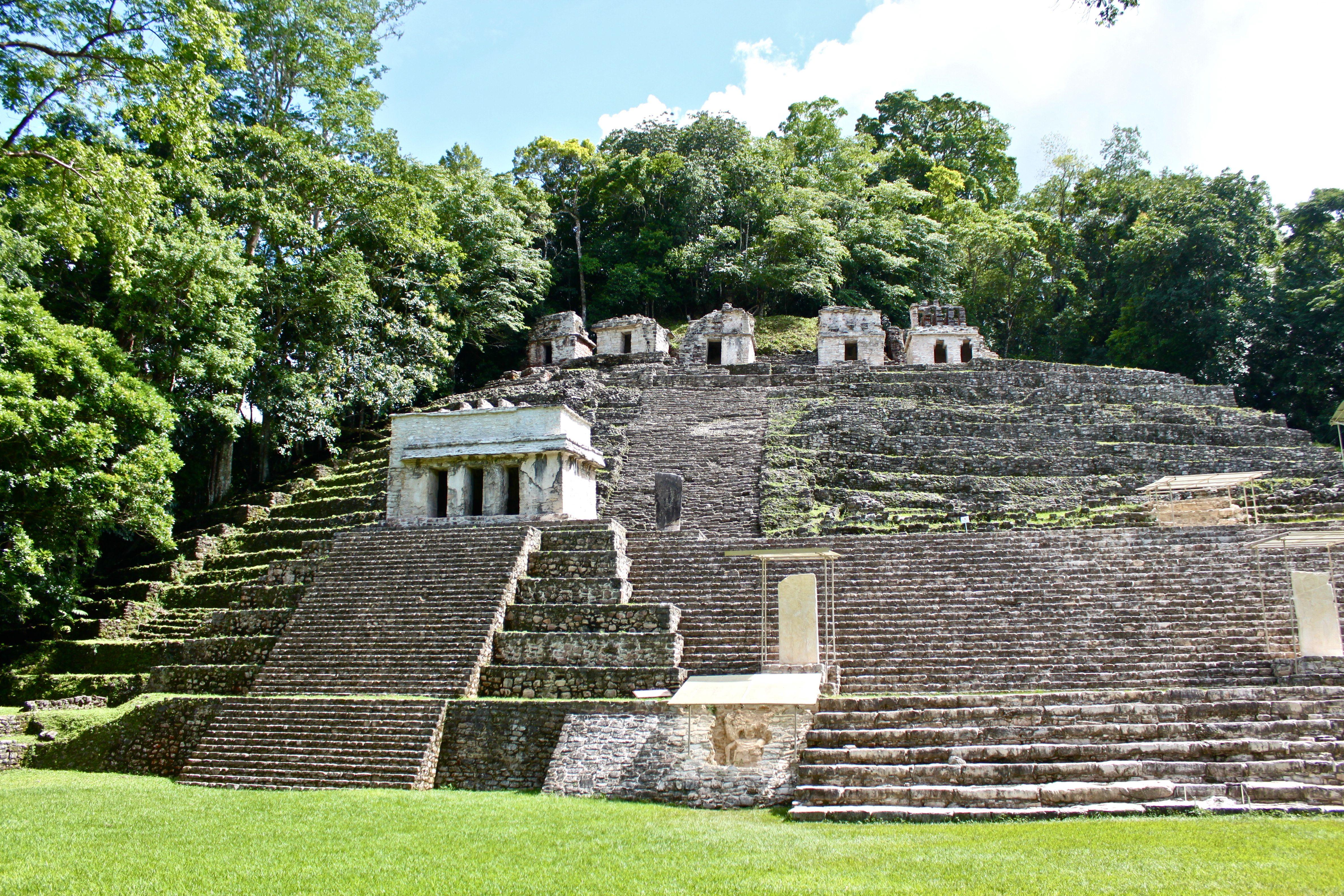 Bonampak, tierra Maya en Chiapas, México