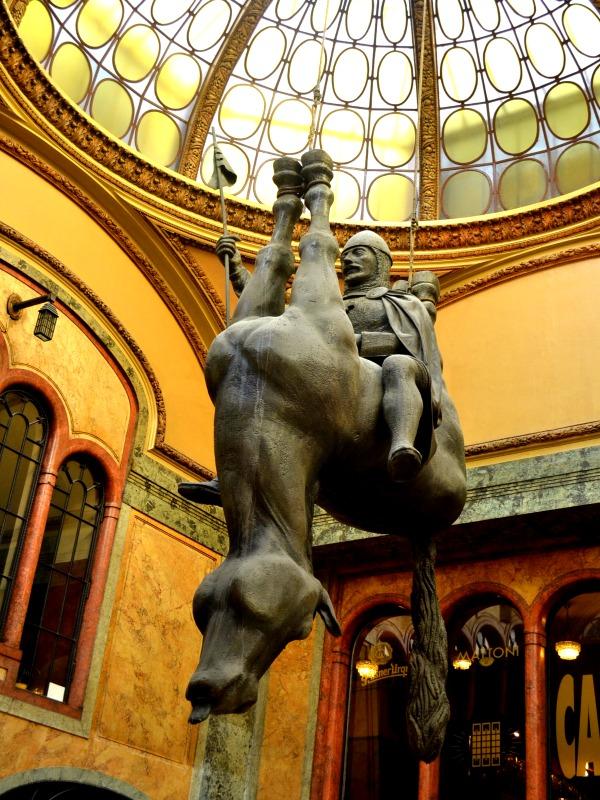 Estatua de Wenceslao de Cerny