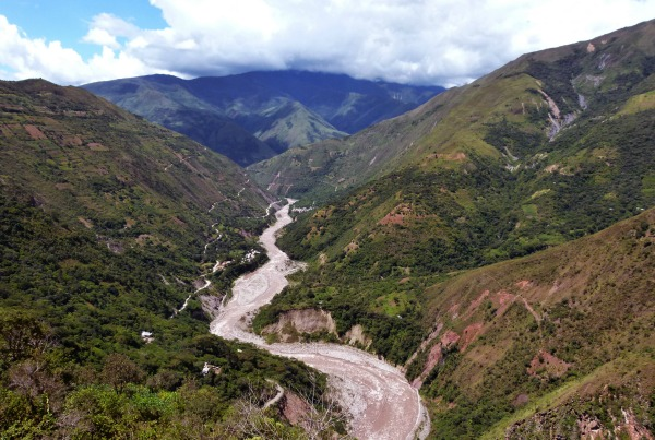 Valle Sagrado-Urubamba