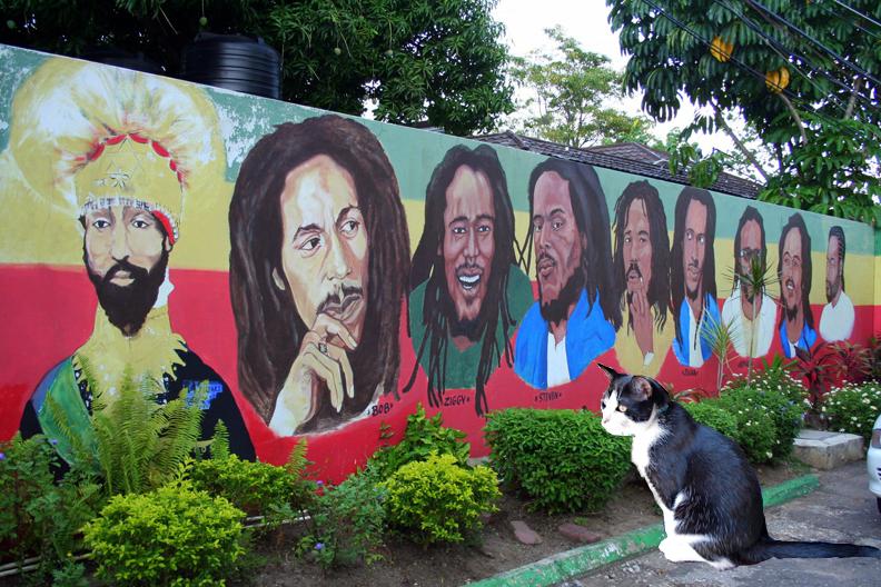La tierra de Bob Marley en Jamaica.  |Fotografía: jamaicanroutes.com