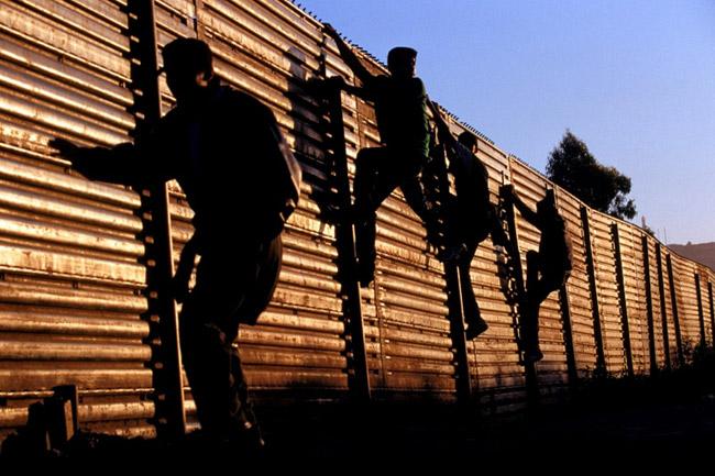 La frontera de México con Estados Unidos. |Fotografía: cuartoscuro