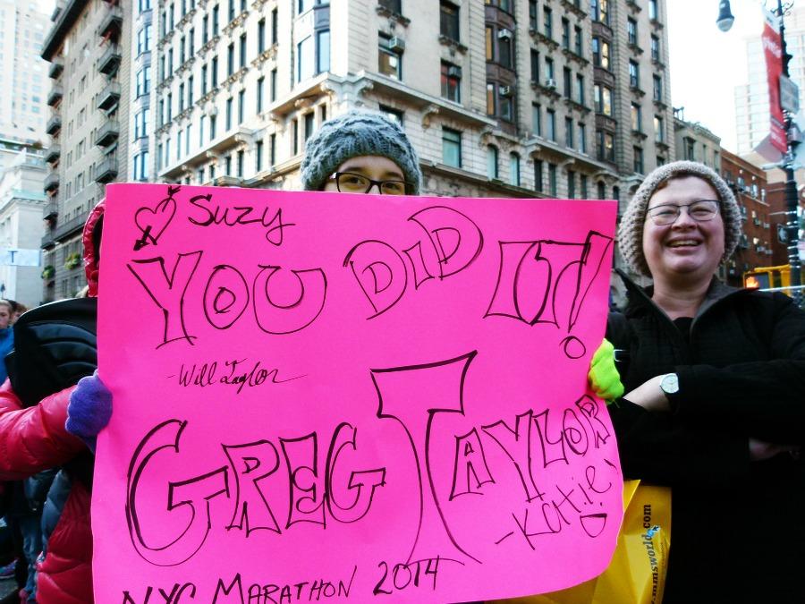 Maratón NYC
