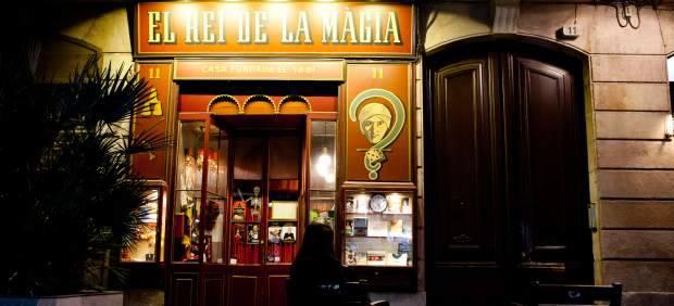 En el corazón de la ciudad el Museo de la Magia