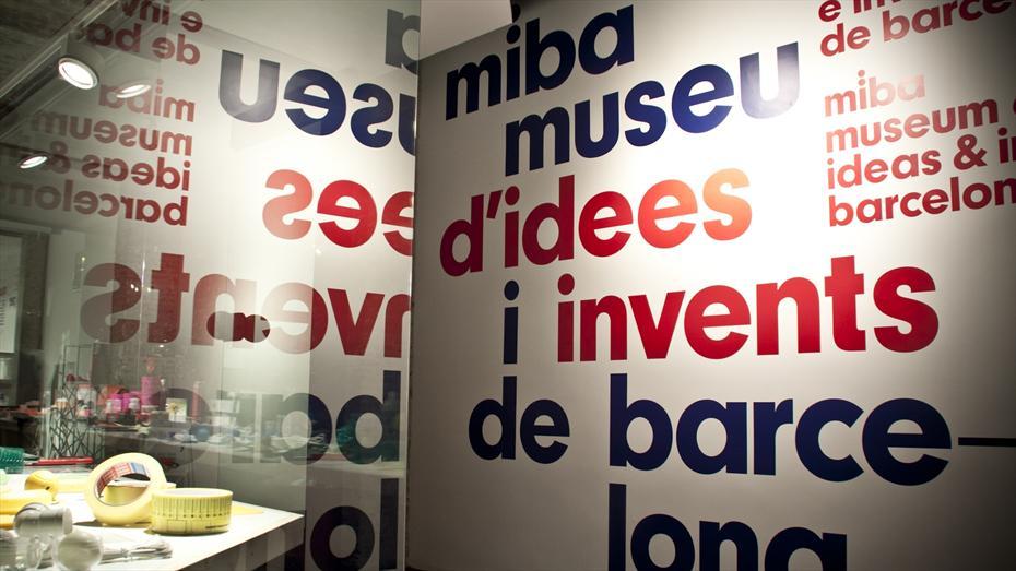 Museu d'idees i invents de Barcelona, inventos, piezas únicas y piezas de edición limitada.
