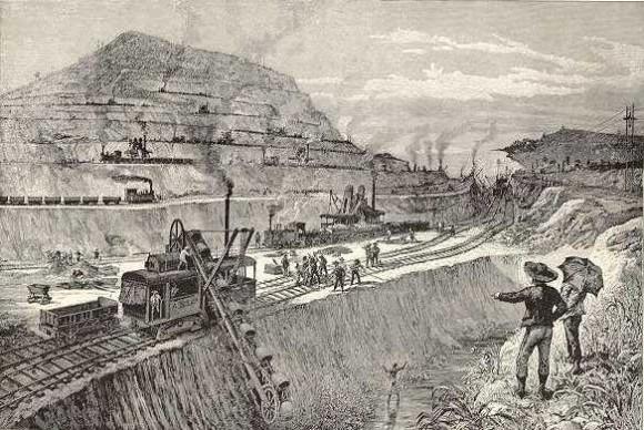 El primer viaje del Canal de Panamá se realizó el 15 de agosto de 1914. |Fotografía: centenariocanal.com