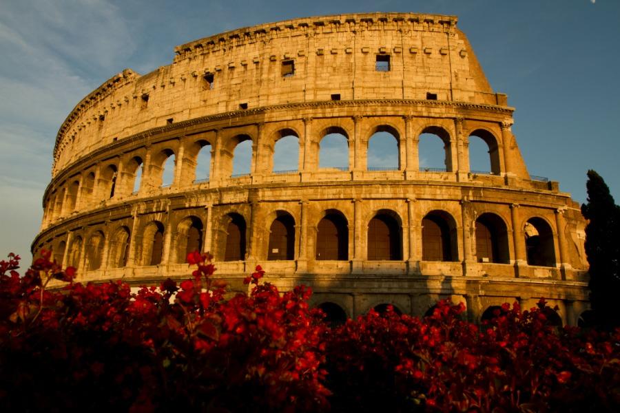 El Coliseo Romano. |Fotografía: Diego Sánchez