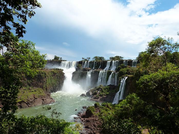 Parque Nacional Iguazú, en la provincia de Misiones, Argentina. |Fotografía: Carmina Balaguer