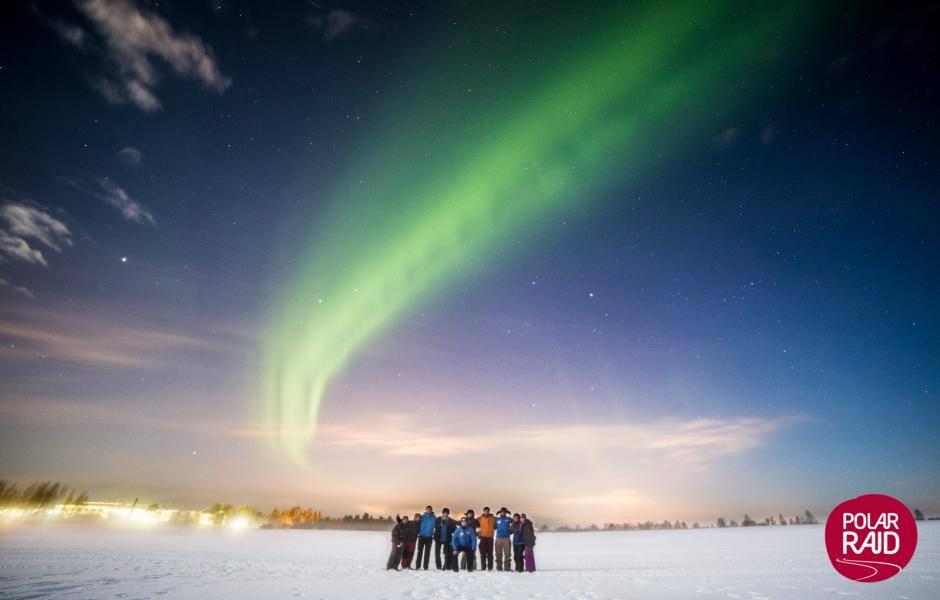 By Polar Raid