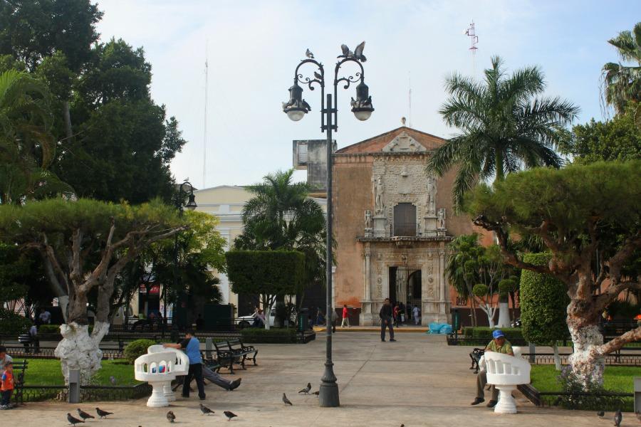 Centro histórico de Mérida. |Fotografía: Arlene Bayliss