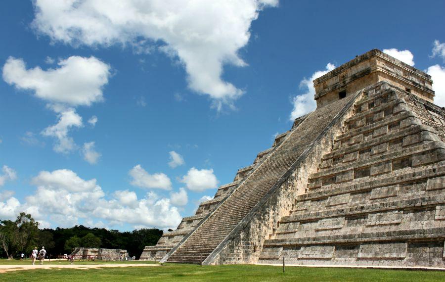 Zona Arqueológica de Chichén Itzá, Yucatán. |Fotografía: Arlene Bayliss