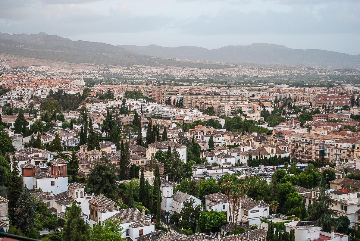 Los pueblos de Granada en Andalucía, España. |Fotografía: Beatriz Lizana