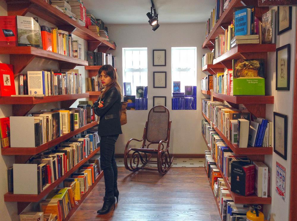 Un viaje por librer as de latinoam rica viaje con escalas for Libreria casa