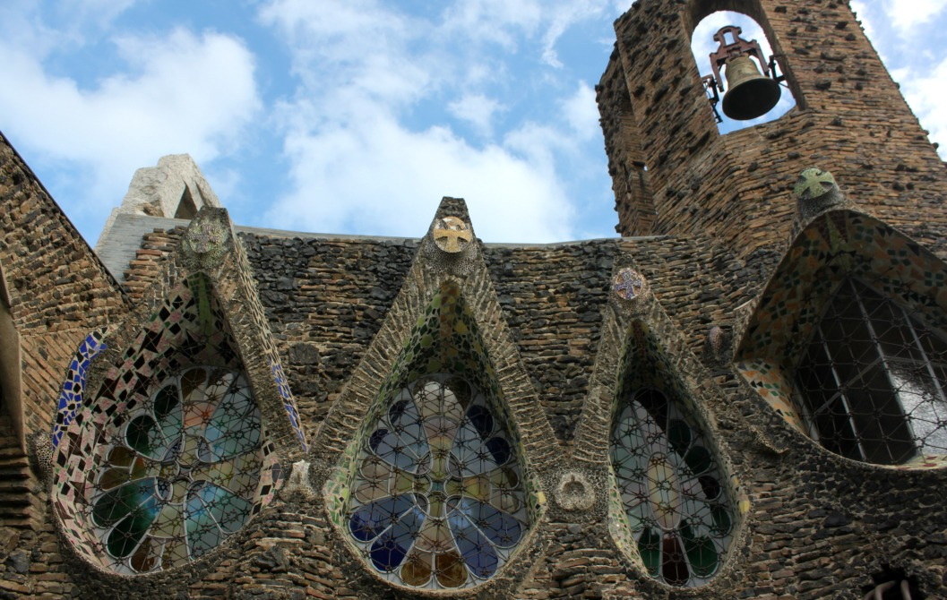 Colonia Guell Barcelona