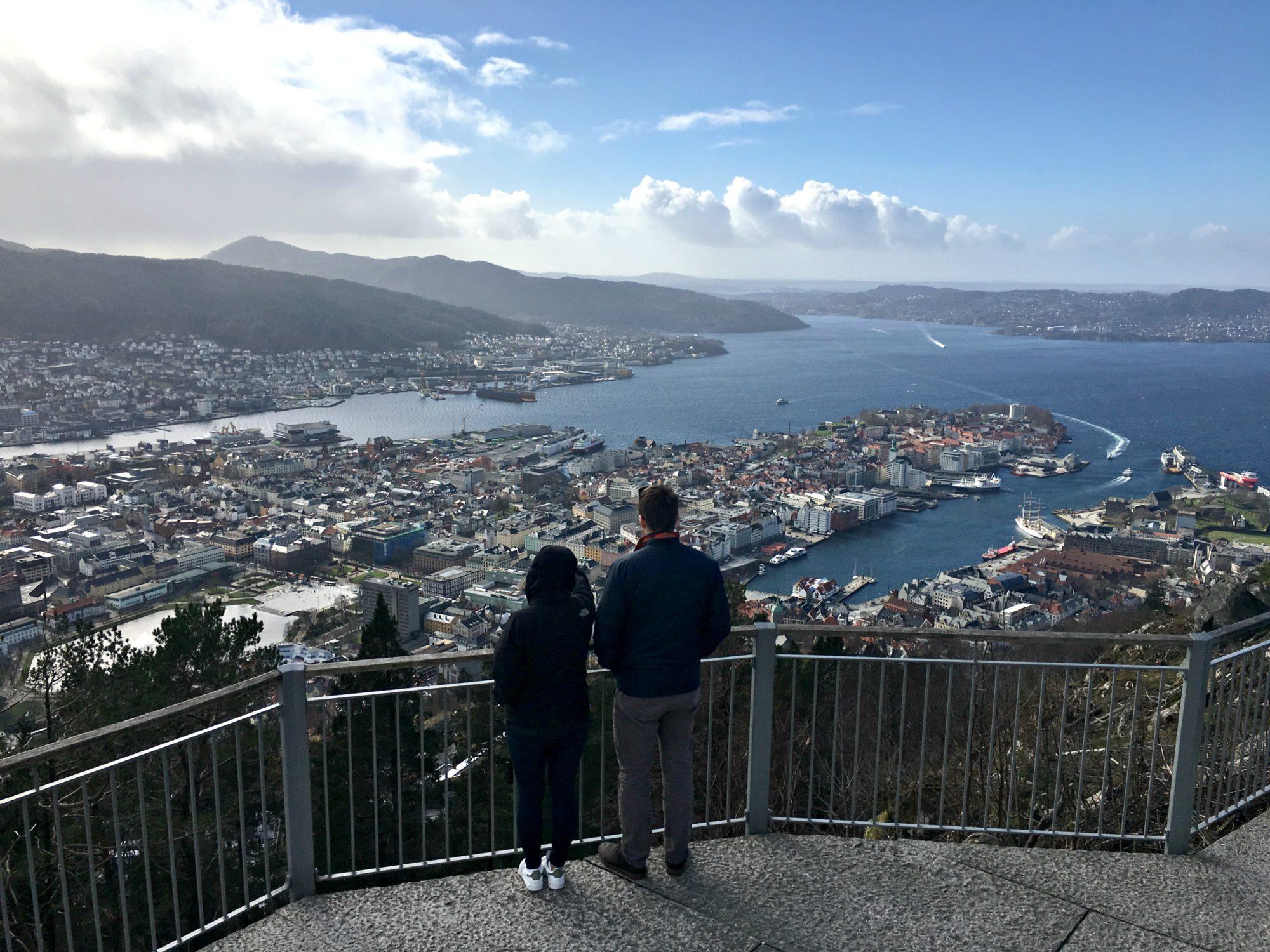 Bergen, Noruega |Fotografía: Arlene Bayliss