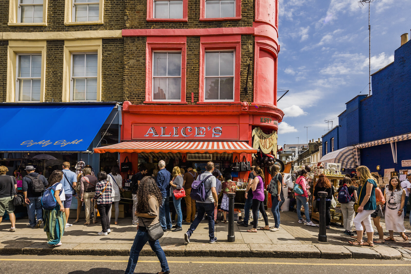 Notting Hill, Portobello Market