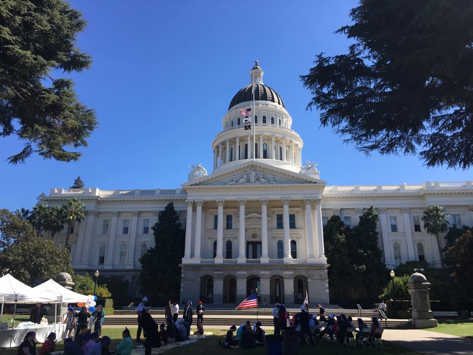 Capitolio Sacramento California
