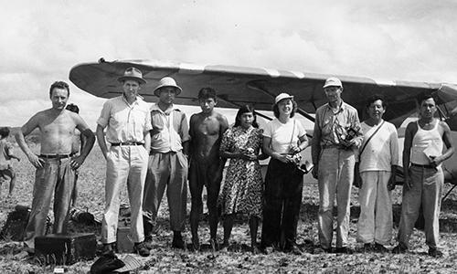 Ruth Robertson, la aventurera que midió el Salto Ángel