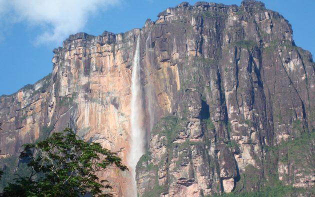 SaltoAngel-Venezuela