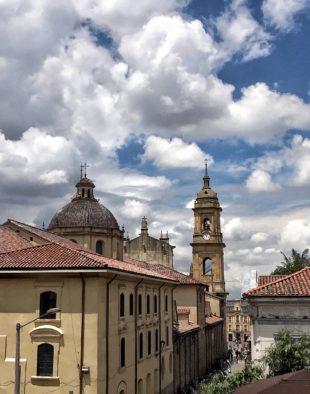 Bogotá y el rastro de García Márquez