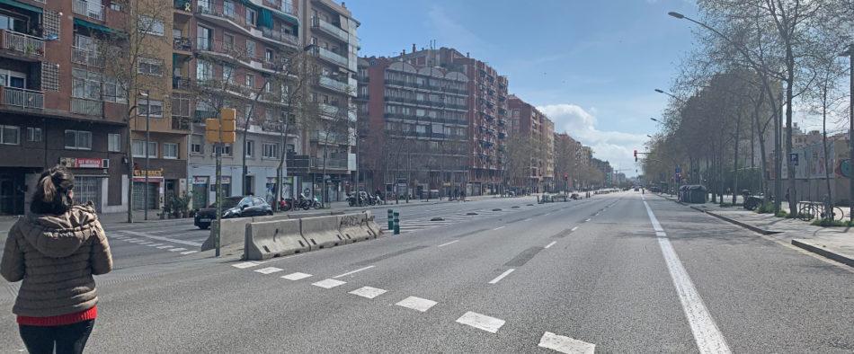 Coronavirus en Barcelona