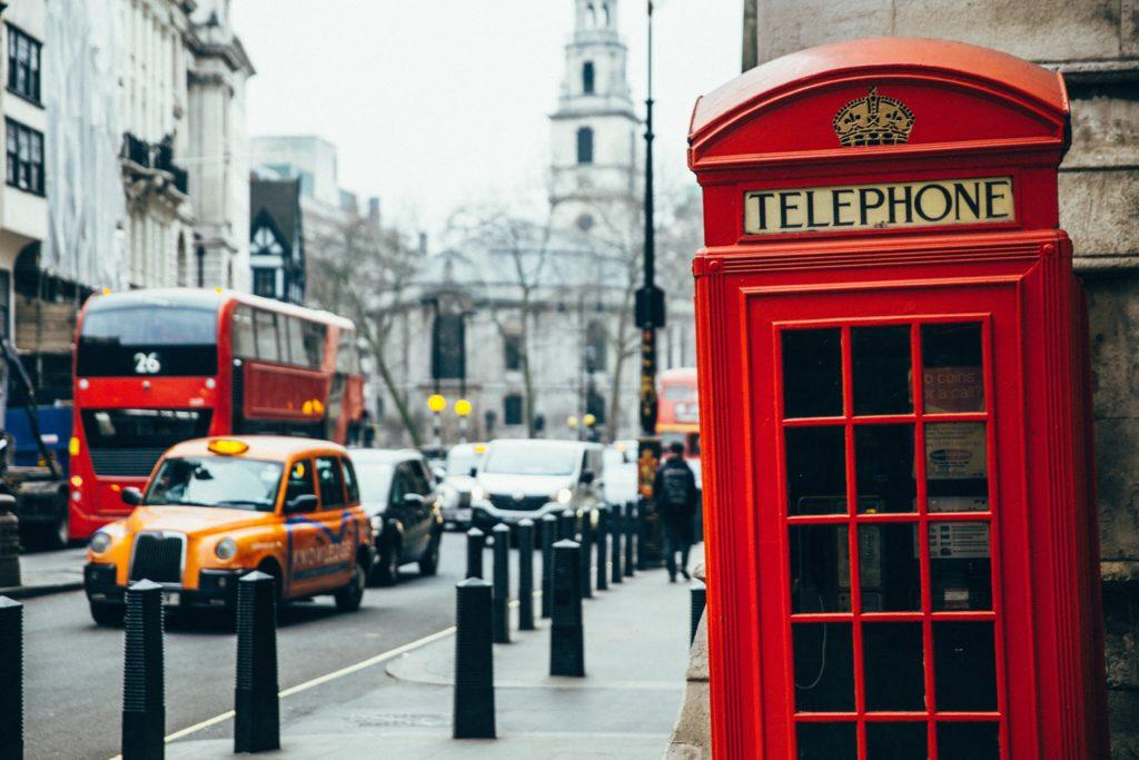 La vuelta al mundo sin salir de casa: Londres | Viaje con Escalas