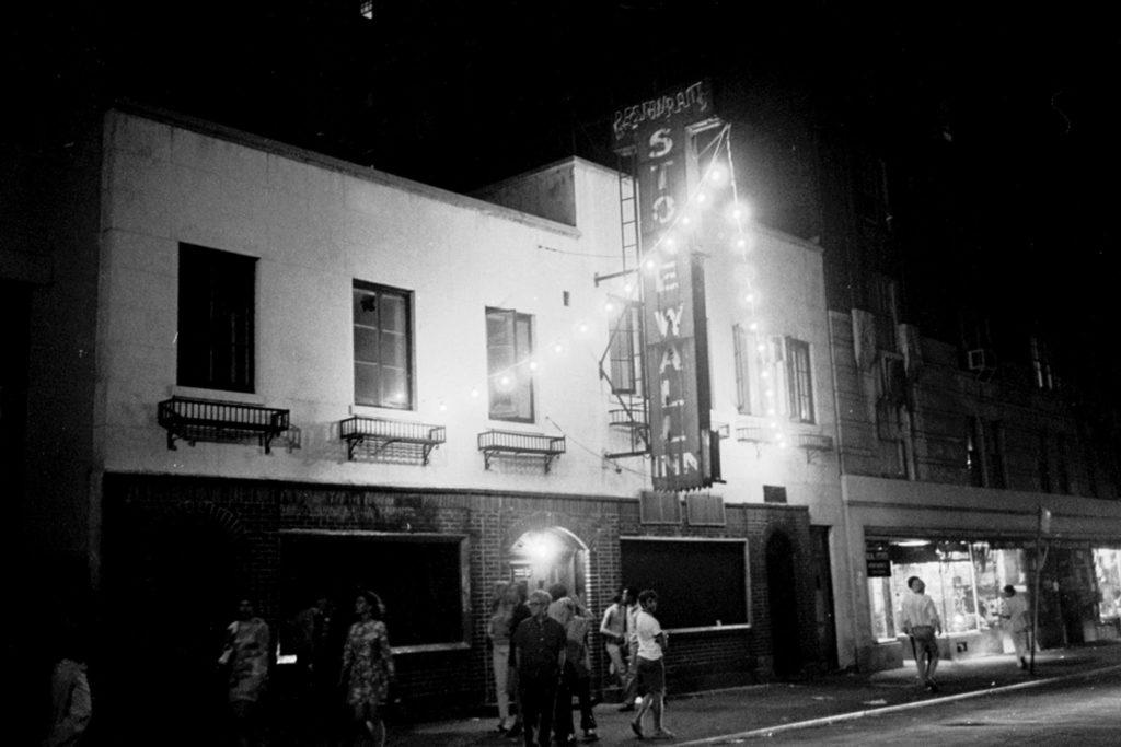 Stonewall Inn 1969, Nueva York.  Larry Morris/The New York Times