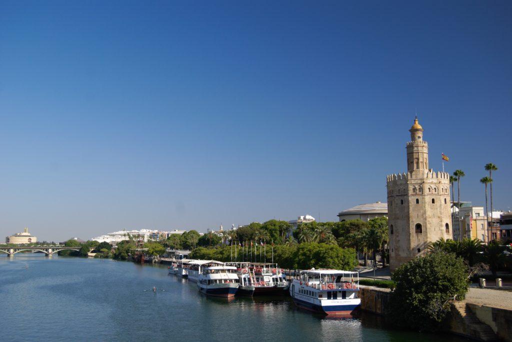 Sevilla sin turistas