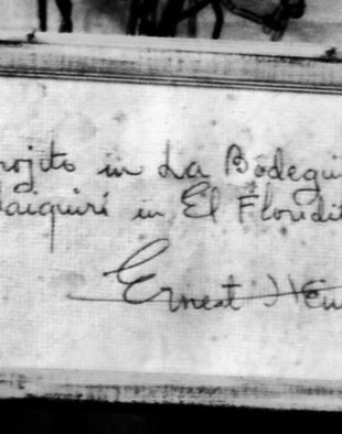 La Floridita de La Habana