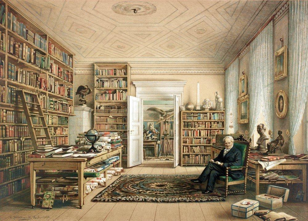 Babelia dedicó una de sus portadas a Alexander von Humboldt.