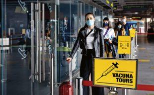 Viajar para vacunarse